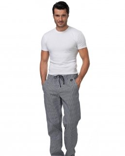 Pantaloni uomo Josh Pied de poule