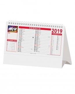 Calendario da tavolo Auto