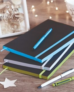 Notebook A5 Black Note