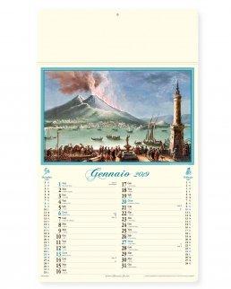 Calendario Napoli Antica