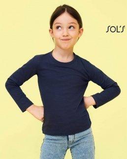 T-shirt bambino manica lunga Imperial