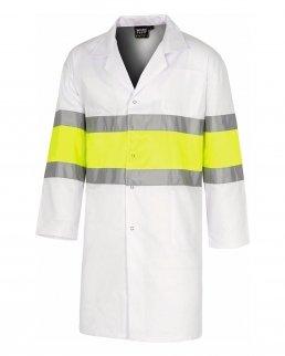 Camice bicolore certificato alta visibilità