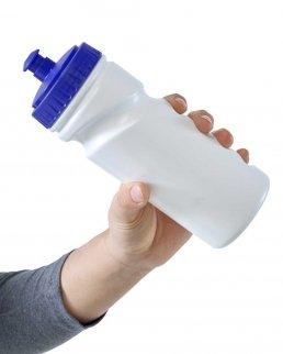 Borraccia in plastica HDPE 500 ml BPA Free