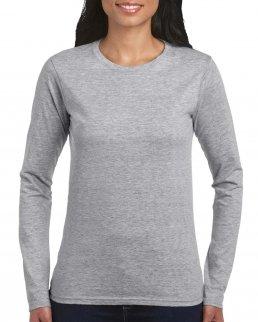 T-shirt donna maniche lunghe Long Sleeve