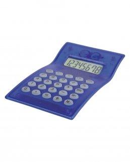 Calcolatrice trasparente da tavolo a 8 cifre