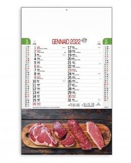 Calendario Carne