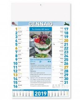 Calendario Gastronomia
