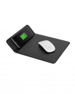 Tappetino mouse con caricatore wireless