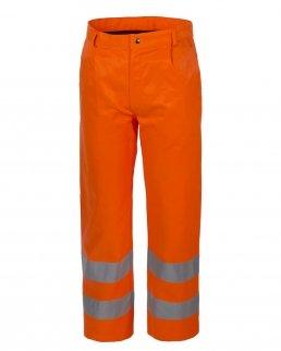 Pantalone imbottito alta visibilità Lucentex Classe 2