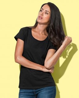 T-shirt con girocollo NANO women