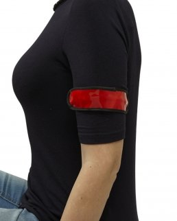 Fascia da braccio con luce LED Olymp
