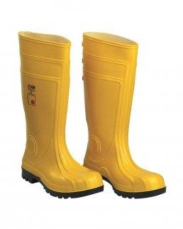 Stivali di sicurezza al ginocchio con puntale in acciaio EN 20345-S5