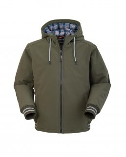 Giubotto softshell Newman
