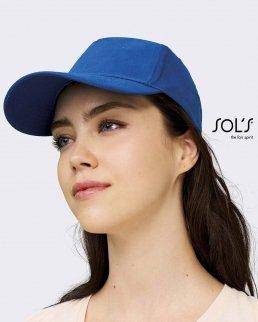 Cappellino Sunny 5 pannelli