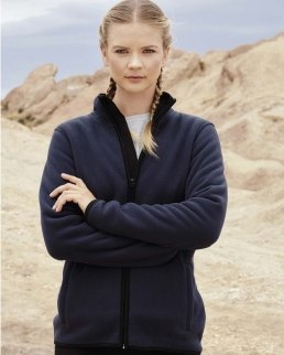 Giacca in pile donna Active Teddy