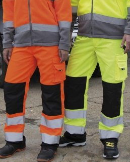 Pantaloni Safety Cargo classe 2