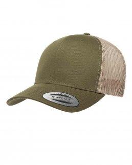 Cappellino Retro Trucker 2-Tone