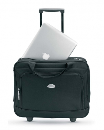 Trolley con scomparto per laptop 15 pollici