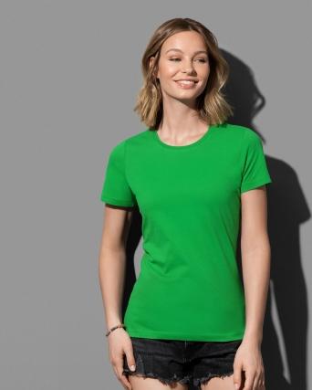 T-shirt con girocollo Classic Women