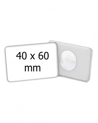 Magnete rettangolare 40