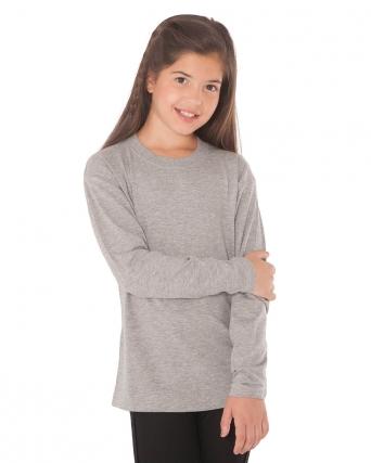 T-shirt bambino Kid manica lunga