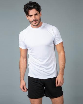 T-shirt Montevideo Man