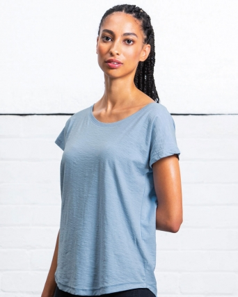 T-shirt donna Organic Vintage Slub Loose Fit