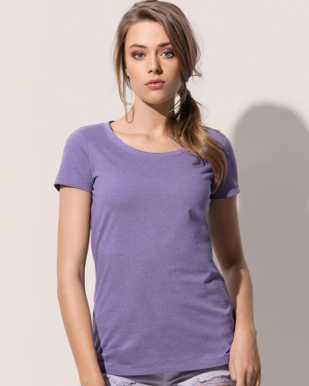 T-shirt con girocollo Lisa