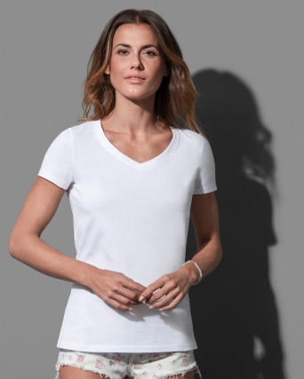 T-shirt cotone organico Janet
