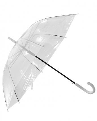 Ombrello automatico Trasparente