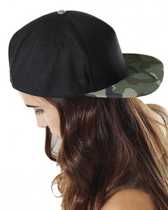 Cappellino Camo Snapback