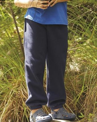 Pantalone bambino fondo elasticizzato