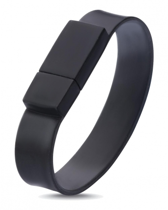 Silicone wrist band USB 1Gb