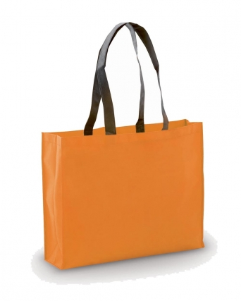 SHOPPING BAG IN TNT SPESSO