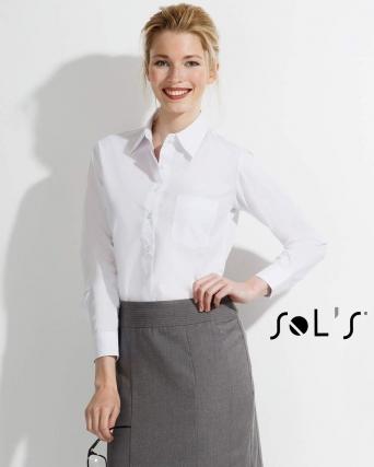 Camicia donna popeline Executive