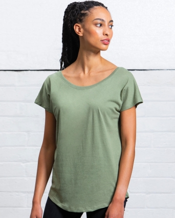 T-shirt donna loose Fit