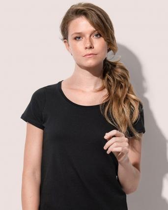 T-shirt con girocollo NANO women