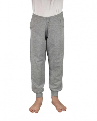 Pantalone felpato bambino Attiva