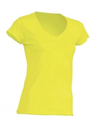 T-shirt scollo a V Siclia Jhk