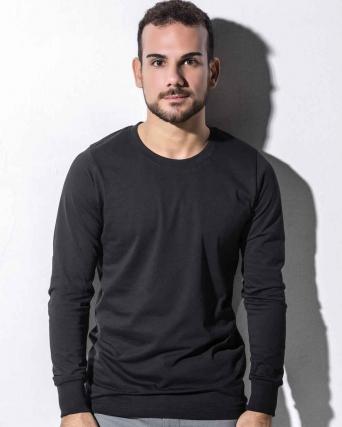 T-shirt uomo Organic maniche lunghe