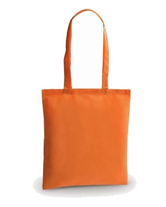 BORSA SHOPPER MANICI LUNGHI IN TNT
