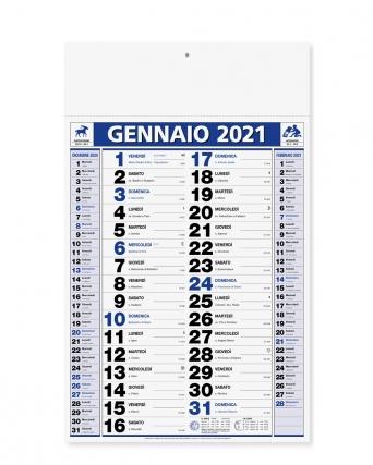 Calendario Olandese Classic note