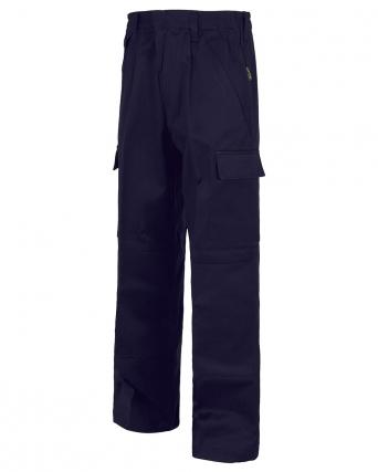 Pantaloni ignifughi e antistatici