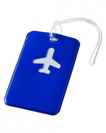 Targhetta per bagaglio Voyage