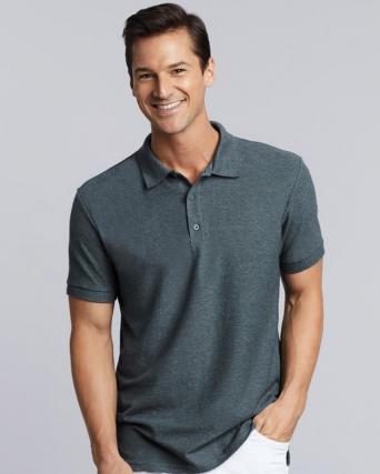 Polo Premium Cotton doppio piquè