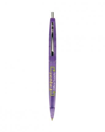 Penna a sfera Clic Clear Ecolutions®