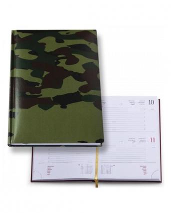 Agenda giornaliera Camouflage