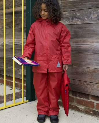 Equipaggiamento bambino Bad Weather Outfit