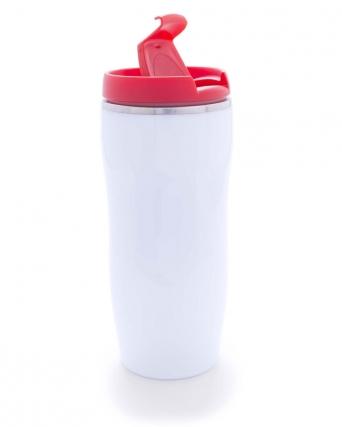 BICCHIERE IN ACCIAIO INOX 400 ml