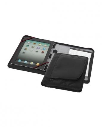 Custodia per iPad con notebook A5